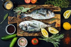 Lezzetli balık yemenin püf noktaları