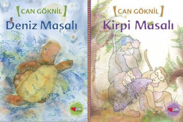 Can Göknil'den çocuk kitapları