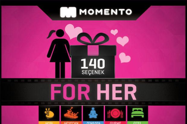 Doğum günü çocuğuna 'Momento' hediye edin, dilekleri gerçek olsun
