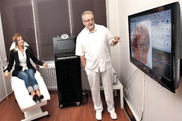 Gelecekteki hastalığınızı tespit eden cihaz: NLS
