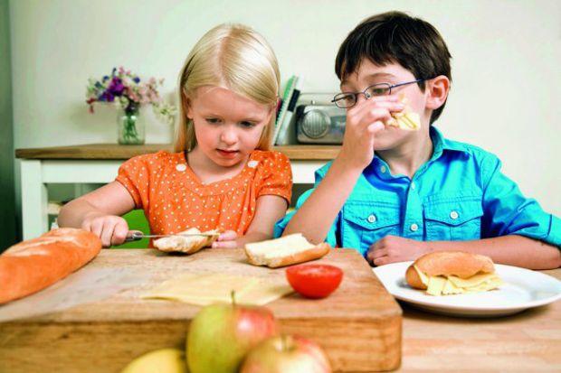 Çocuklarımız bu besinleri az tüketiyor