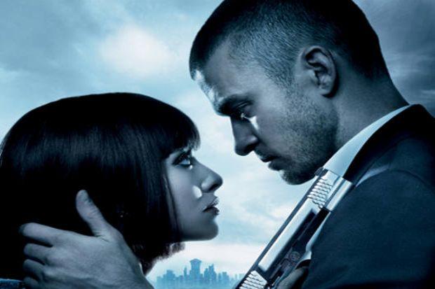 "Justin Timberlake'ten fantastik bir film ""Zamana Karşı"""