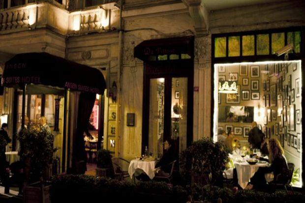 """""""Da Vittorio""""da gerçek İtalyan lezzetleri ile benzersiz bir deneyim yaşayın"""