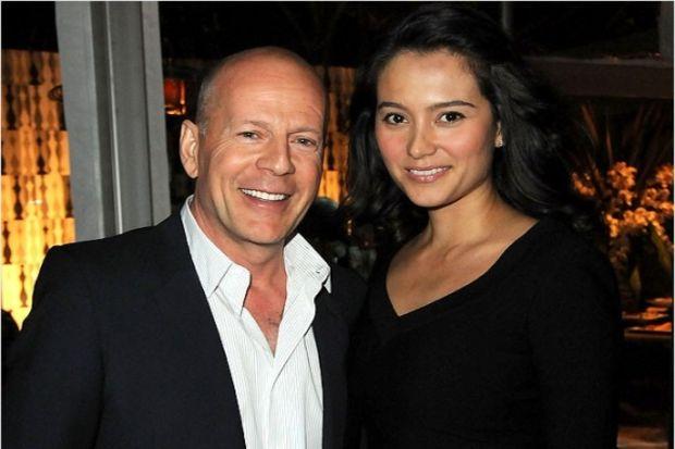 Ünlü oyuncu Bruce Willis 4. kez baba olacak