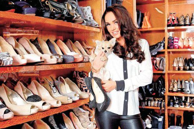 Formula 1 patronunun kızı Tamara'nın 2.8 milyonluk gardırobu!