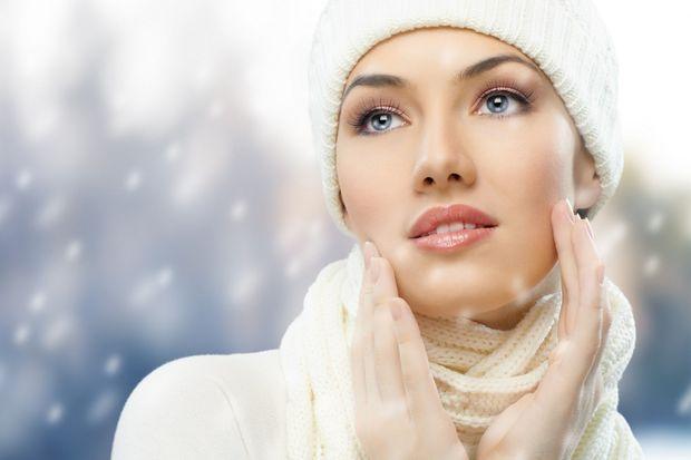 Cildinizi soğuk ve rüzgarlı havadan koruyun