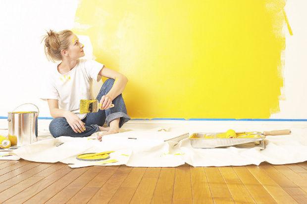Daha mutlu bir ev için 'renk psikolojisi'