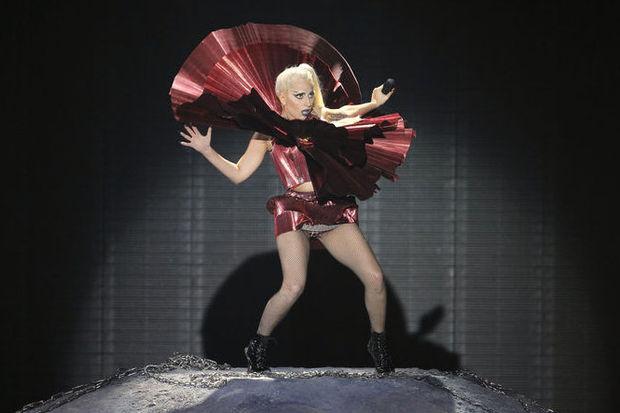 MTV Müzik Ödülleri'ne Lady Gaga damgasını vurdu