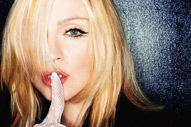1983 yılından günümüze dergilerde Madonna!
