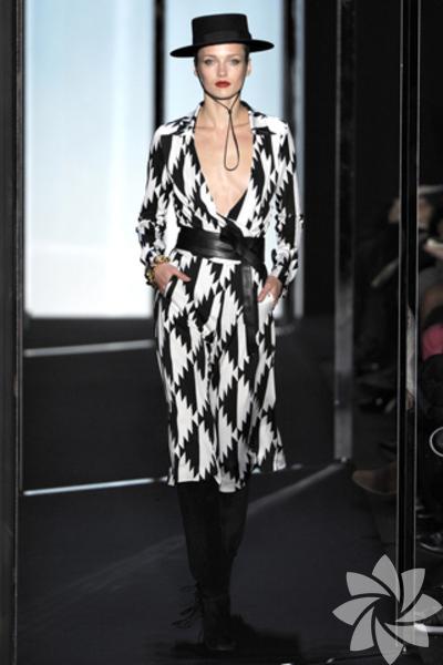 <p>Diane von Furstenberg 2011 Sonbahar Kış Koleksiyonu</p>
