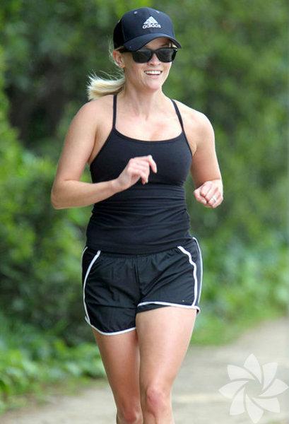 Reese Witherspoon gibi egzersiz günlüğü tutun.
