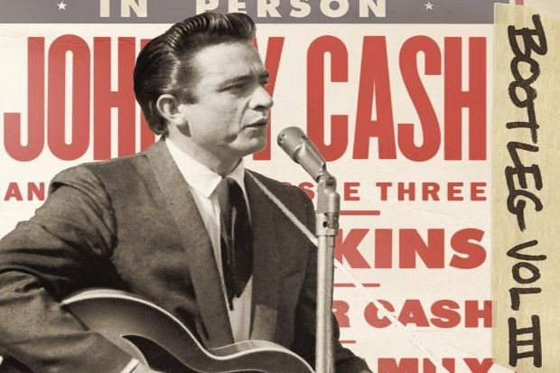 Johnny Cash – Bootleg 3 Live Around the World