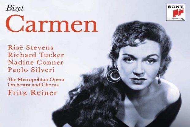 Fritz Reiner - Georges Bizet : Carmen CD 2