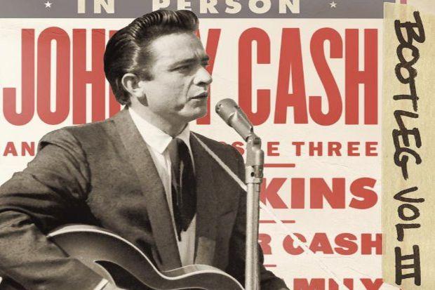 Johnny Cash – Bootleg 3 Live Around the World