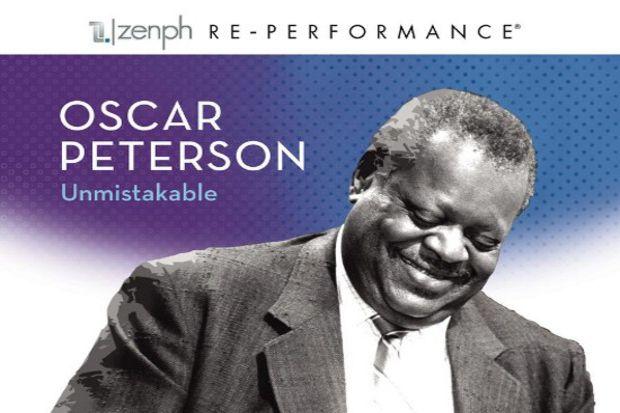 Oscar Peterson - Unmistakable