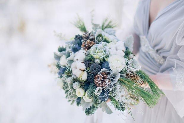 6 fantastik kış düğün önerisi!