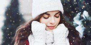 Cildinizi soğuk havalardan koruyun!