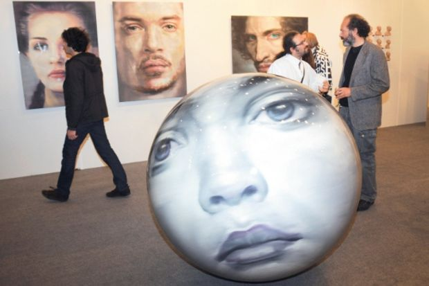 Türkiye'nin çağdaş sanat fuarı 'Contemporary İstanbul' kapılarını açıyor