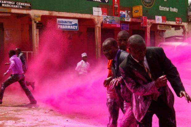 İşte 2011 yılında dünyaya damgasını vuran 48 olayın fotoğrafı!