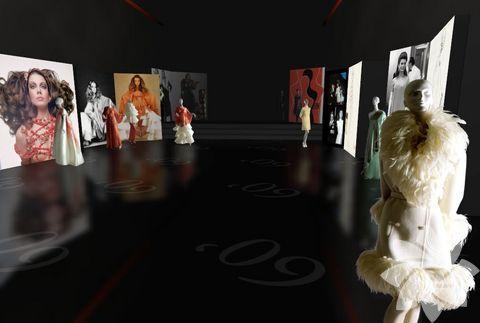 <p>Valentino Müzesi kapılarını ziyaretçilerine açtı!</p>