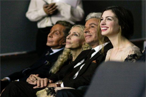 Görsel Valentino müzesi kapılarını ziyaretçilerine açtı!