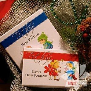 Yılbaşına özel eğitici oyun kartlarıyla eğitim ve eğlence aynı kutuda buluşuyor.
