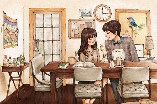9 adımda sevgilinizle mutluluğu yakalayın...