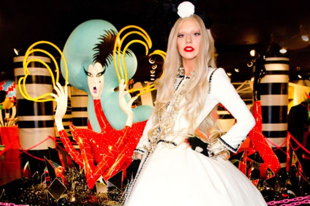 Lady Gaga'dan çılgın proje: Gaga's Workshop