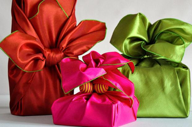 Yılbaşı hediyeleri için birbirinden değişik paketleme önerileri...