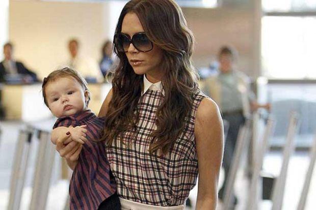 Victoria Beckham'ın kocasına ve kızına Noel sürprizleri var!