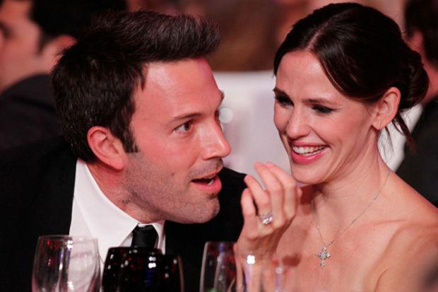 """Jennifer Garner eşi Ben Affleck için """"Kocam benim cennetim"""" dedi"""