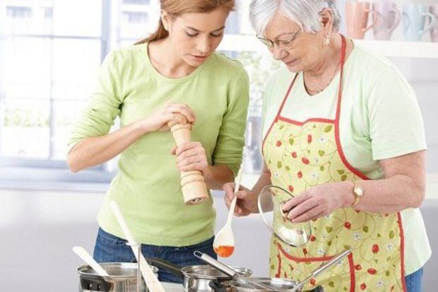 Kanserden anneanne yemekleriyle korunun