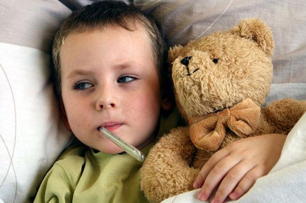 Yaş küçüldükçe ishal riski artıyor