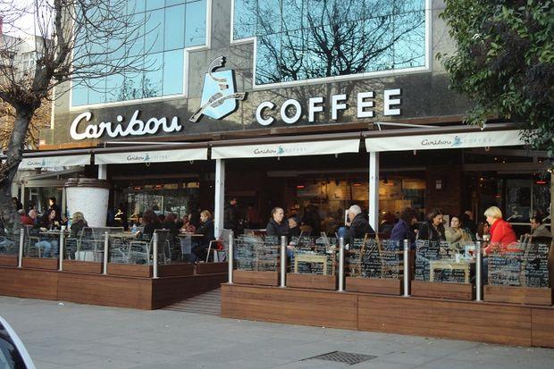 Türkiye'nin ilk Caribou Coffee'si Caddebostan'da açıldı