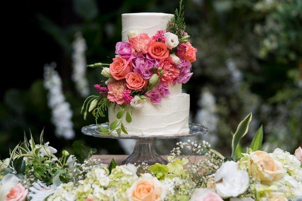 Adım adım düğün pastası seçimi