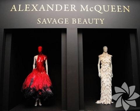 Alexander McQueen Metropolitan Müzesi