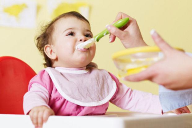 Bebeklerin beslenmesi hakkında 6 ipucu