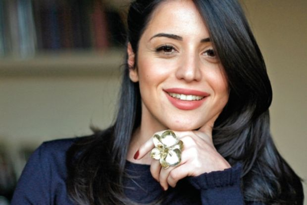 Maya Portakal: 'Bu mücevherlerle üzerinizde birer sanat eseri taşıyorsunuz'