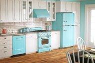 Rengarenk 29 vintage mutfak