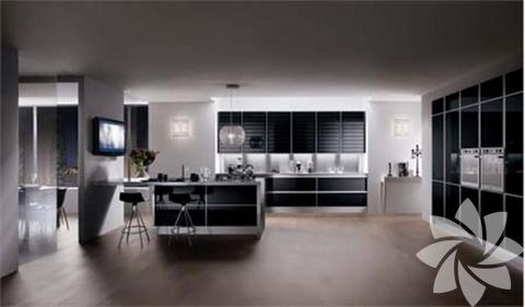 <p>Şık görünümlü mutfaklar...</p>