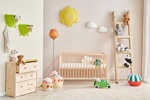 Mükemmel bebek odası için alınması gereken 11 önlem