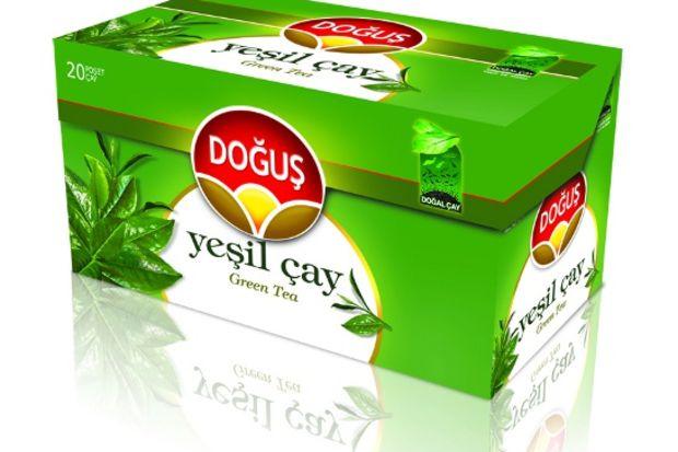 Şehir yaşamının yoğun temposunu, yeşil çayla hafifletin!