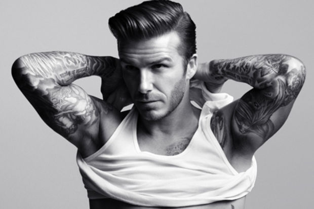 David Beckham H&M'e koleksiyon hazırladı