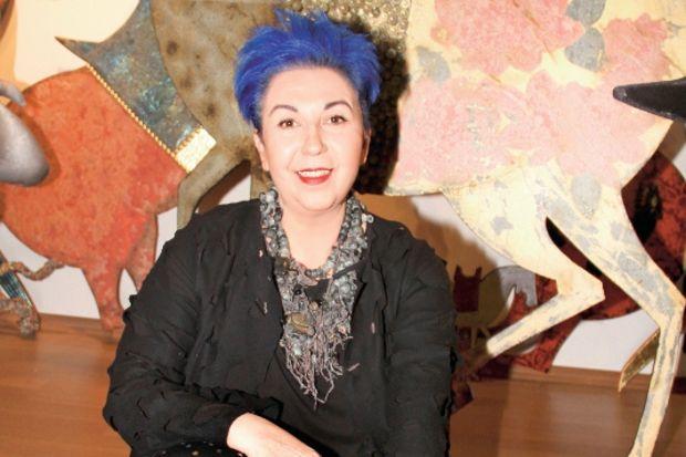 Günseli Kato: 'Türkiye'de daha boşanmadım'