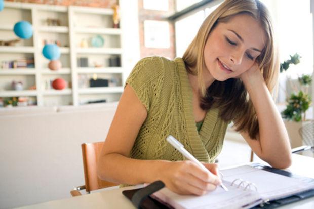 Zayıflamada gelinen son nokta: Yazı yazmak