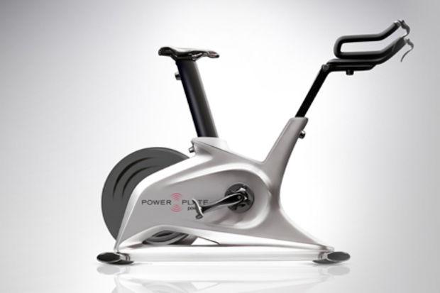 Power Plate spor bisikletini yeniden tasarladı…