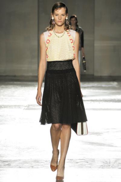 <p>Prada 2012 İlkbahar / Yaz Koleksiyonu</p>
