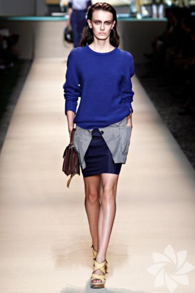 <p>Trussardi 2012 İlkbahar/Yaz Koleksiyonu</p>