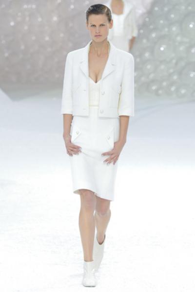 <p>Chanel 2012 İlkbahar Yaz koleksiyonu</p>