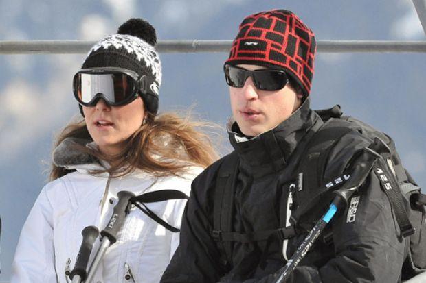 Ünlülerin birbirinden farklı kayak stilleri